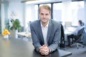 Unternehmensberater und Geschäftsführer Jochen Müller