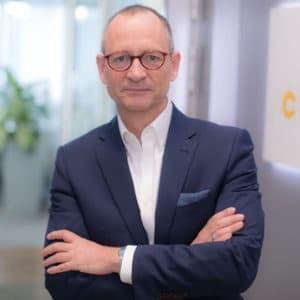 Unternehmensberater und Geschäftsführer Edmund Cramer